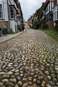 Cobblestones On Mermaid Street