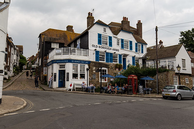 The Old Borough Arms