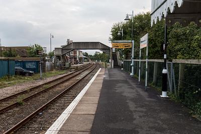Rye Train Station Platform