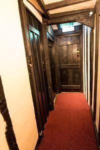 Hallways Of The Mermaid Inn