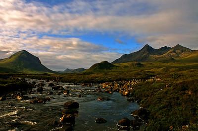 Isle of Skye with Jörg 2008