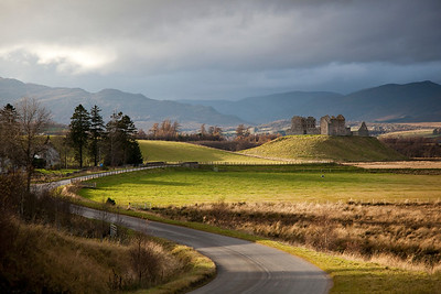 Ruthven Barracks, Kingussie, Scotland