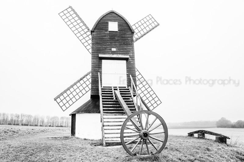 Pitstone Windmill Mono