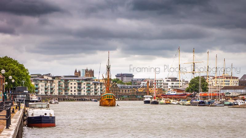 Tall Ship Returning