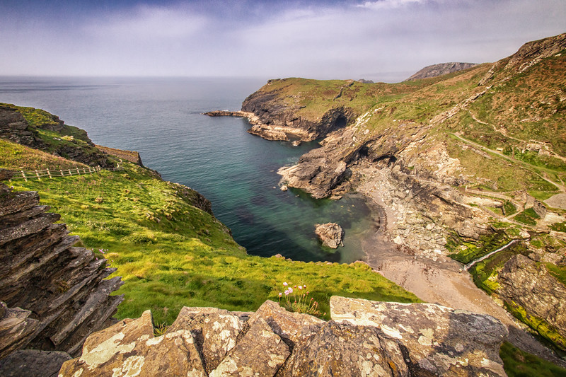 Tintagel Cliffs