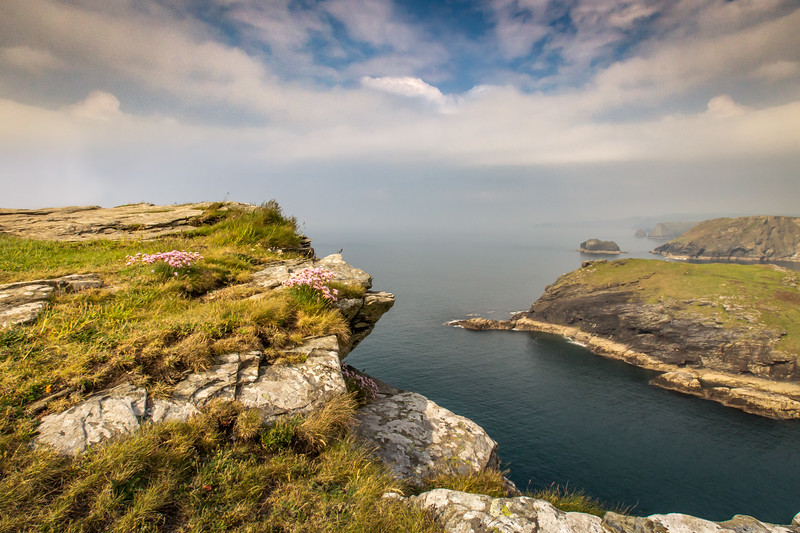 Tintagel View