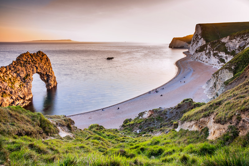 Durdle Door beach