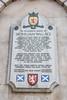 William Wallace Plaque