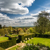 From the terrace at Chartwell looking east