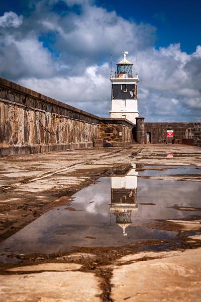 Breakwater Reflections