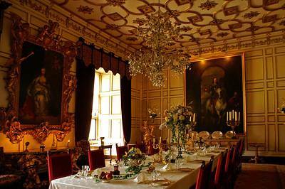 Inside Warwick Castle