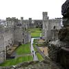 Caernarfon Castle, Wales