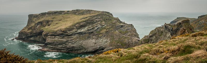 Tintagel Island