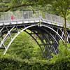 Iron Bridge, built 1779--first iron bridge
