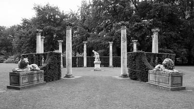 Temple Lawn