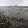 View From Conwy Castle