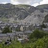 Blaenau Ffestiniog, Wales (Slate Mining Town)