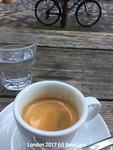Espresso at Workshop Coffee (Marybone)
