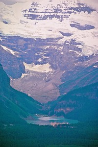 Lake Louise at UNESCO #304, Canadian Rockies