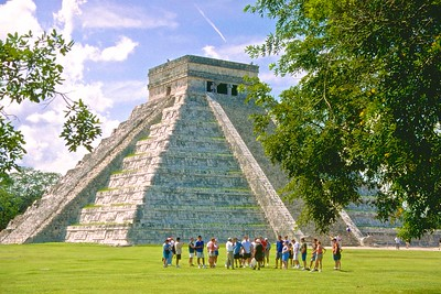 UNESCO #483 Pre-Hispanic City of Chichen-Itza, Mexico