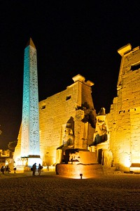 Luxor Temple, UNESCO #87, Ancient Thebes with its Necropolis