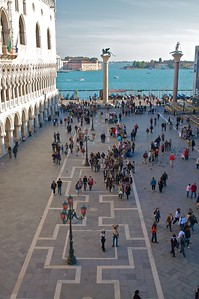 Piazzetta San Marco at UNESCO #394, Venice and its Lagoon