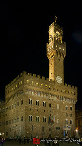 Palazzo Vecchio with its crenellated tower