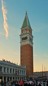 Campanile di San Marco, Venice, Italy