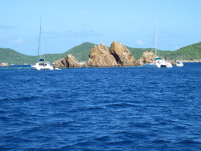 The Indians, BVI. Very nice snorkeling here.