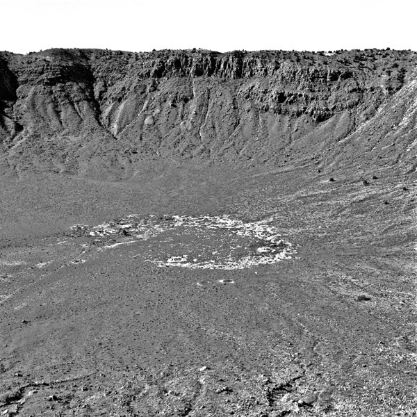 Meteor Crater<br /> <br /> (May 2012)