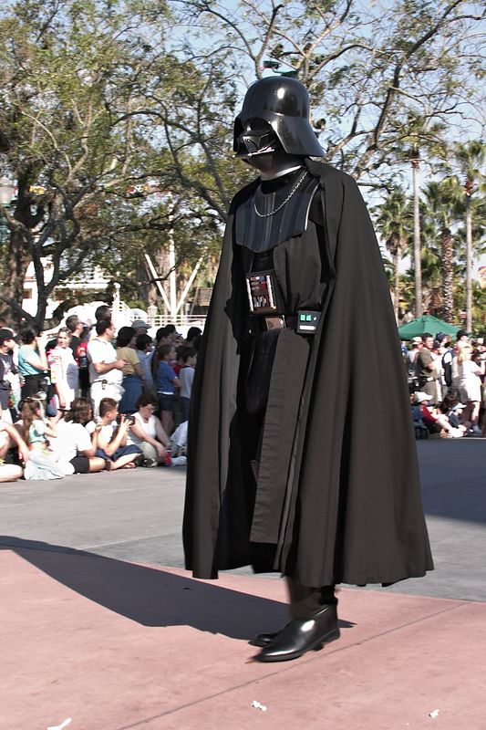 Stars and Motorcars Parade - Darth Vadar