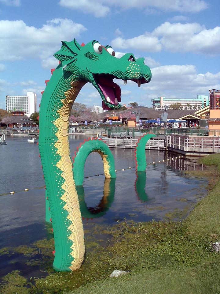 Lego Dragon taken by my 9 yr old son