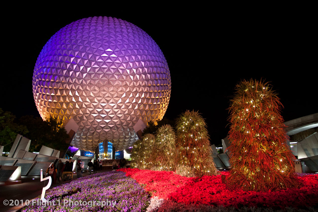 Epcot Holiday