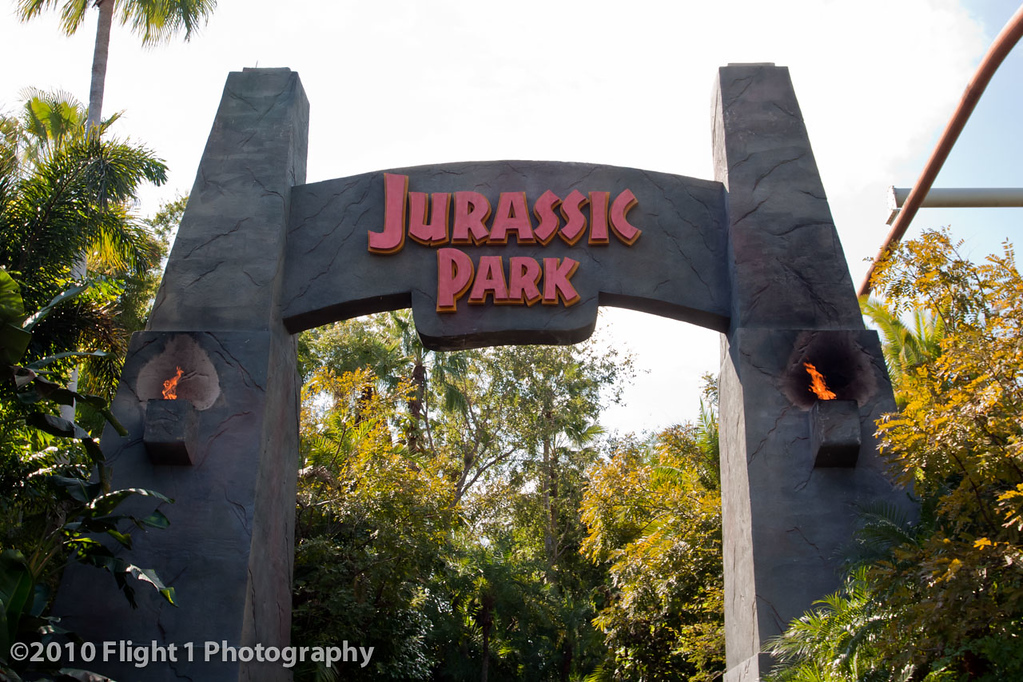 Universal Islands of Adventure - Jurassic Park