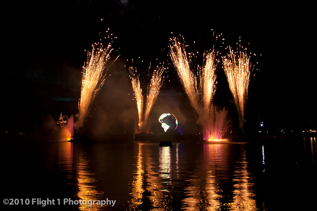 Epcot night show