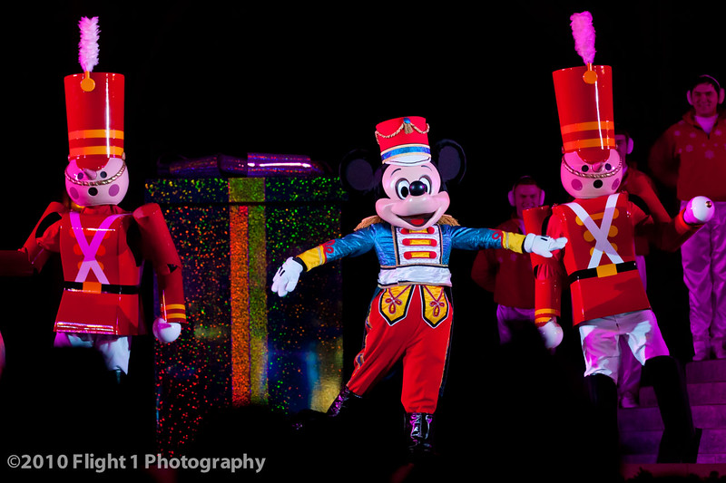 Mickey Mouse and the Toy Soldiers