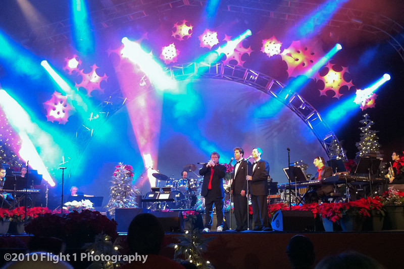 Mannheim Steamroller at Universal