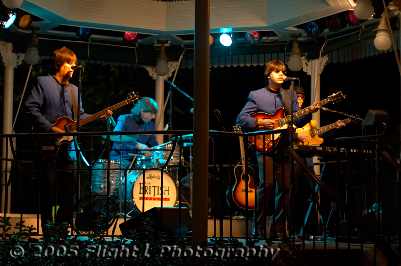 The British Invasion plays favorites from The Beatles
