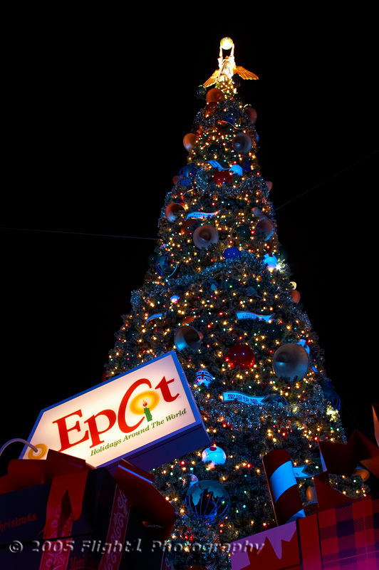 Epcot celebrates Holidays Around the World