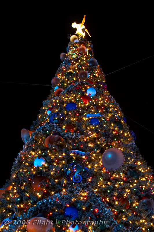 Christmas at Epcot