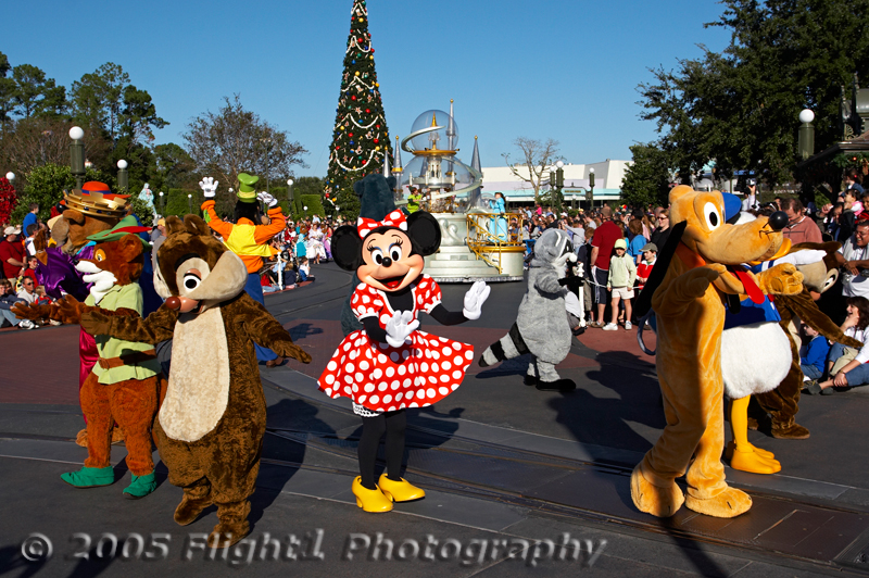Minnie and Friends