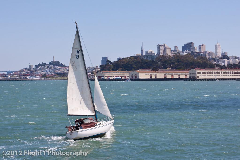 On San Francisco Bay
