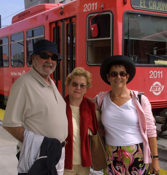 2004 Del Mar<br /> Chrys & Carrol Chrys & Radha