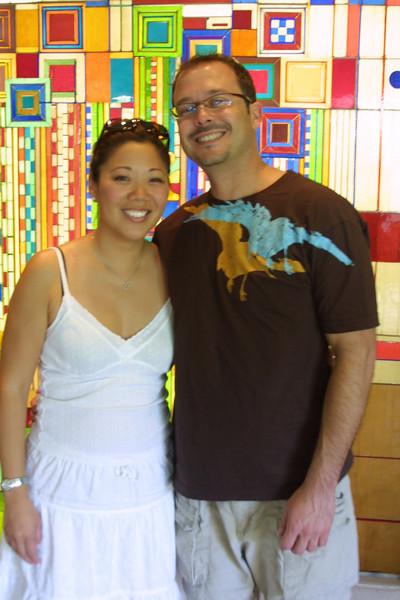 2004 Arizona<br /> Bettina Poon & Mauro Camoroda