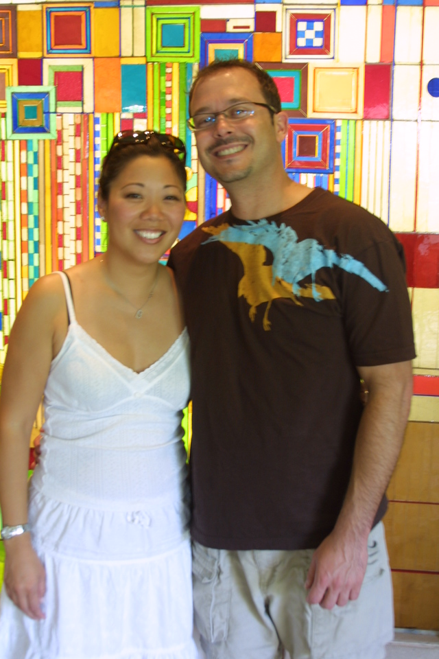 2004 Arizona<br /> Bettina Poon & Mauro Camoroda