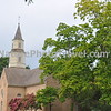 Bruton Parish Church is located in the restored area of Colonial Williamsburg in Williamsburg, Virginia, USA. It was established in 1674 in the Virginia Colony, and remains an active Episcopal parish.