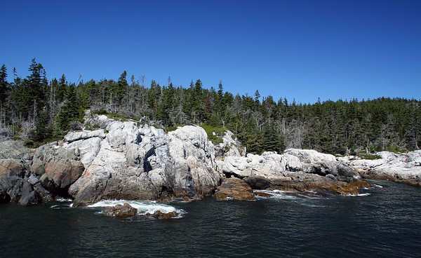 Isle au Haut (High Island) was named by the French navigator Samuel Champlain during his exploration in 1604.