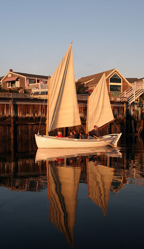 Perkins Cove is one of Ogunquit's most beautiful spots.