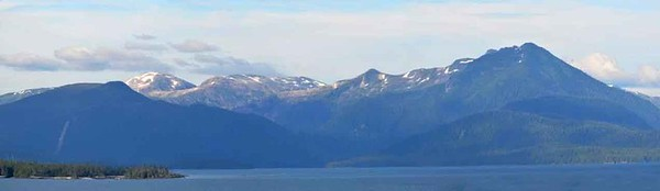 Ketchikan Mountains