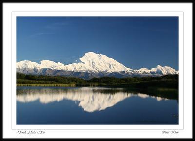 """""""Wonder Lake Sunset"""""""